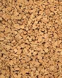 large image of cork texture