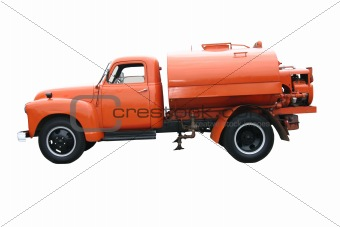 City Maintenance Truck