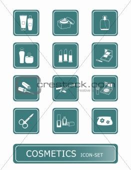cosmetics icon-set