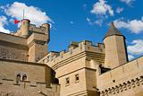 Towers Of Olite's Castle, Navarra