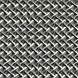 Metal mesh surface