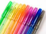 Mulit-coloured pens