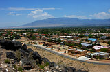 Albuquerque from Petroglyph Park