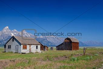 On the iconic John Moulton farm