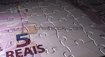 Brazilian Real Puzzle