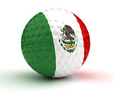 Mexican Golf Ball