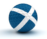 Scottish Golf Ball