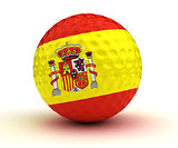 Spanish Golf Ball