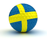 Swedish Golf Ball
