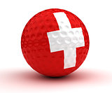 Swiss Golf Ball