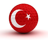 Turkish Golf Ball