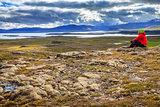 Helgafell Mountain