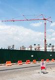Modern crane