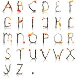 Branch_Autumn_Alphabet
