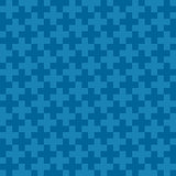 Blue cross background