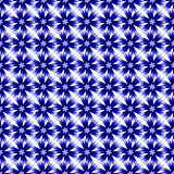 Design seamless colorful cornflower pattern