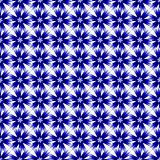 Design seamless colorful cornflower pattern
