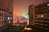 Dhaka by night