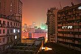 Dhaka by night