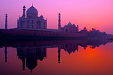 Taj Mahal heartbeat