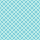 Seamless Pattern with Symmetry Decoration