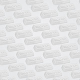 Silver Bars Seamless Pattern