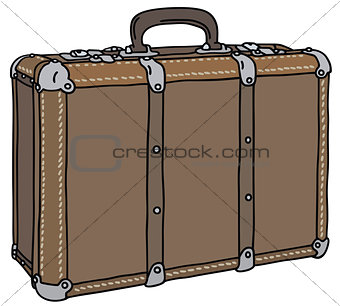 Old lsuitcase