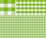 Seamless picnic pattern 1500x1500 with samples. Good for green c