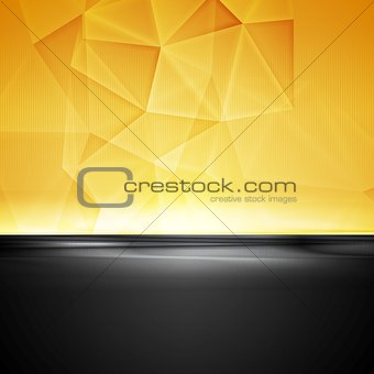 Abstract modern contrast background