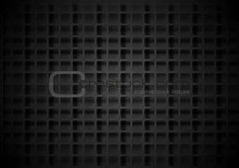 Abstract dark mesh background