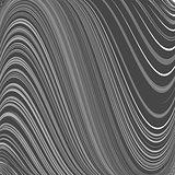 Design monochrome whirl movement background