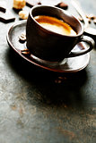 Coffee Espresso. Cup Of Coffee