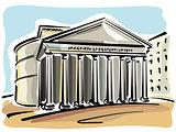 Rome (Pantheon)