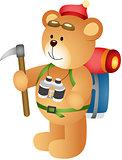 Teddy Bear Climber