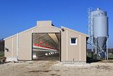 shed for poultry farm