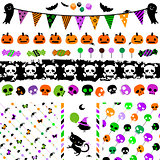 halloween party set
