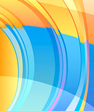 vector background abstract color design