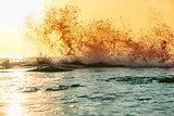Indian ocean. Bali
