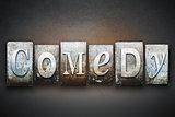 Comedy letterpress Theme
