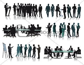 Business groups meetings