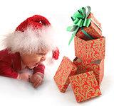 Baby and Christmas gift