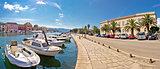 Old harbor of Stari Grad town