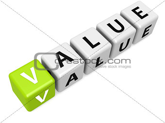 Green value buzzword