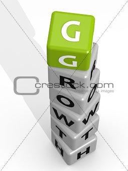 Growth buzzword green