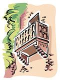 Verona (Juliet Balcony)
