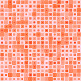 Abstract mosaic background of colored squares