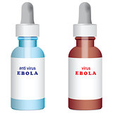 Ebola virus and Antivirus