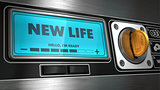 New Lifeon Display of Vending Machine.