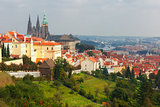 Prague Castle and the Little Quarter, Czech Republic