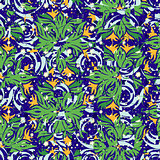 Patterned Seamless pattern